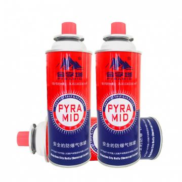 Fuel Energy Mini Portable butane gas cylinder canister
