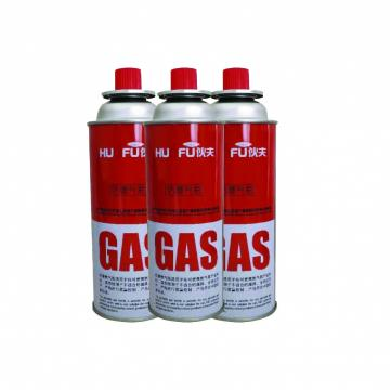 Aerosol Can Empty Camping Refill Butane Gas Cartridge Canister for Butane Gas / Stove